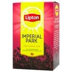Чай черный Lipton Imperial Park байховый листовой с аромат лесных ягод 80г