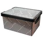 Коробка Proff для зберігання речей пластикова