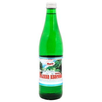 Вода Магріт Поляна Квасова сильногазована лікувально-столова 0,5л - купити, ціни на Ашан - фото 1