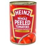 Томаты Heinz целые очищенные 400г