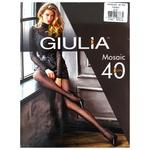 Колготки Giulia Mosaic женские 40den 2 nero