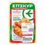 Курица бедро Эпикур Аджария в маринаде вакуумная упаковка
