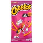 Палички кукурудзяні Cheetos Біф-бургер 35г