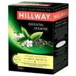 Чай зелений Hillway Oriental Jasmine з жасмином 100г