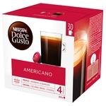 Кава Nescafe Dolce Gusto Americano розчинна 128г