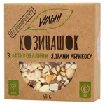Vilni Kozynak with Activated Apricot Kernels 50g