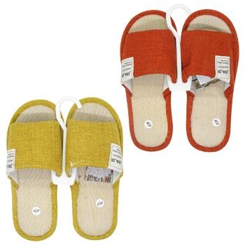 Взуття Home Story домашнє жіноче р.36-41 - купити, ціни на МегаМаркет - фото 1