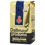 Кофе Dallmayr Prodomo 100% арабика в зернах 500г
