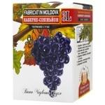 Вино Alianta Vin Каберне-Совиньон красное сухое 12% 3л