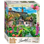 Step Puzzles Limited Edition Pink cottage 1000 el.
