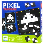 Гра Djeco Pixel Tamgram