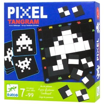 Игра Djeco Pixel Tamgram
