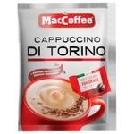 MacCoffe Cappuccino Di Torino Instant Coffee Drink 25g