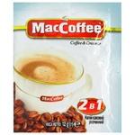 Напій кавовий Маккофе 2в1 без цукру швидкорозчинний з екстрактом кави в стіках 12г Сінгапур