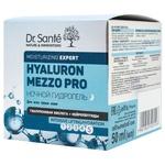 Крем Dr.Sante Hyaluron Mezzo Pro для лица ночной 50мл