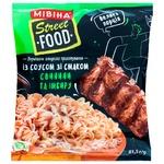 Вермишель Мивина Street Food Свинина и имбирь 81,5г