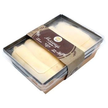 Блины The Local Food с сыром замороженные 400г - купить, цены на МегаМаркет - фото 1