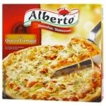 Піца Alberto 4 сира 320г х7