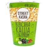Каша Street Kasha Вівсяна з яблуками 50г