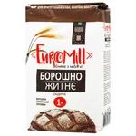 EuroMill Peeled Rye Flour 1kg