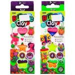 Набір для творчості Danko Toys Bubble Clay в асортименті