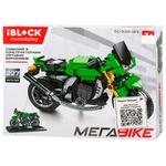 Игрушка Iblock Конструктор Мотоцикл PL-920-183