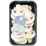 Mushrooms Champignon White Sliced 190g