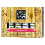 Набор эфирных масел Flora Secret для сауны 4х10мл