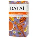 Dalai Orange Berry Tea Sea Buckthorn + Chamomile + Orange Zest 25x1,2g