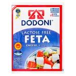 Сыр Dodoni фета безлактозный 43% 180г