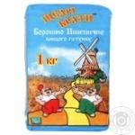 Shchedri Braty Wheat Flour 1kg - buy, prices for MegaMarket - image 1