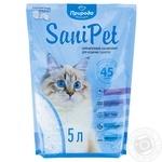 Priroda Sani Pet Silica Gel Hygienic Litter for Cats 5l