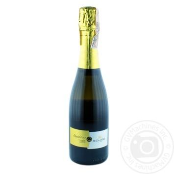 Soligo Prosecco Treviso White Extra Dry Sparkling Wine 11% 0.375l - buy, prices for CityMarket - photo 1