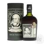 Diplomatico Ron Antiguo Reserva Exclusiva Rum 40% 0.7l in box
