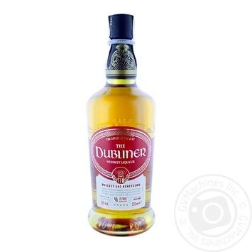 Віскі-лікер The Dubliner Irish Whiskey and Honeycomb 0,7л х6