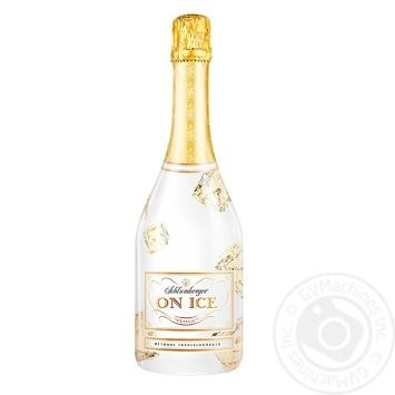 Вино игристое Schlumberger On Ice Classic 11% 0,75л