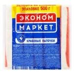 Economy Market Chilled Crab Sticks 500g