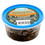 Салат Русалочка морська капуста з морквою 400г