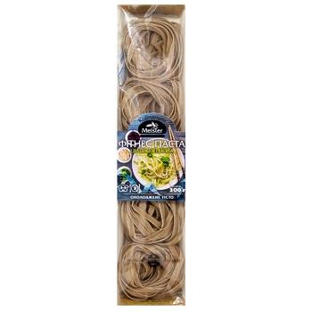 Паста Kulinarium Meister фітнес цільнозернова 300г - купити, ціни на Ашан - фото 1