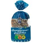 Kulinichi Borodinsky Bread formed sliced 500g