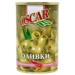 Oscar Olives With Shrimp 0,3l
