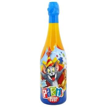 Детское шампанское Vitapress Tom and Jerry 0,75л