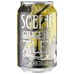 Sobear Ginger Ale Carbonated Drink 0,33l