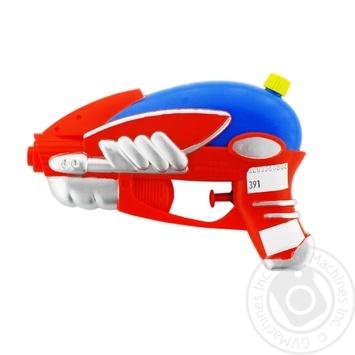 Іграшка Водяний пістолет 16*12*4см - купить, цены на МегаМаркет - фото 1