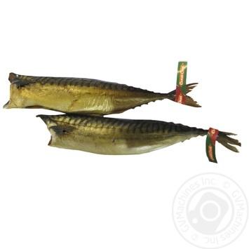 Скумбрія х/к б/г 300-500 Самий Смак - купить, цены на МегаМаркет - фото 1
