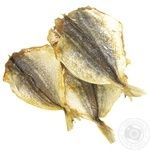 Snack yellow balaenoptera salted dried