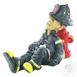 World of Stratford Statuette Fireman