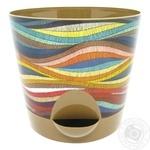 Ornamental flowerpot Idea for flowers Russia
