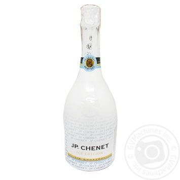 J.P.Chenet Ice Edition Semi-Dry White Sparkling Wine 10-13,5% 750ml