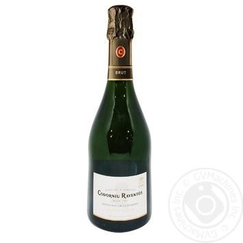 Вино игристое Codorniu Seleccion Raventos Brut 11.5% 0,75л